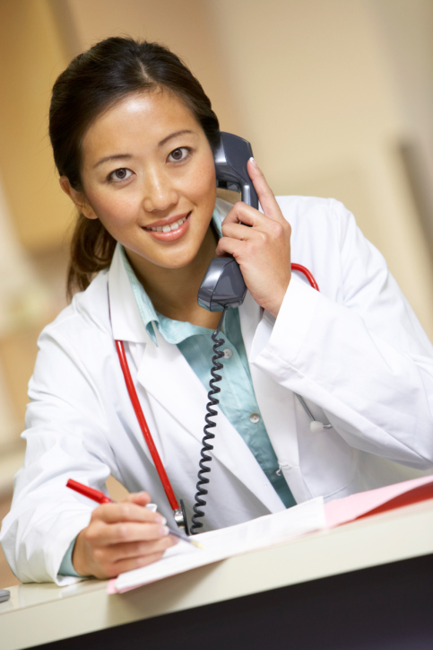doctor's office phone system